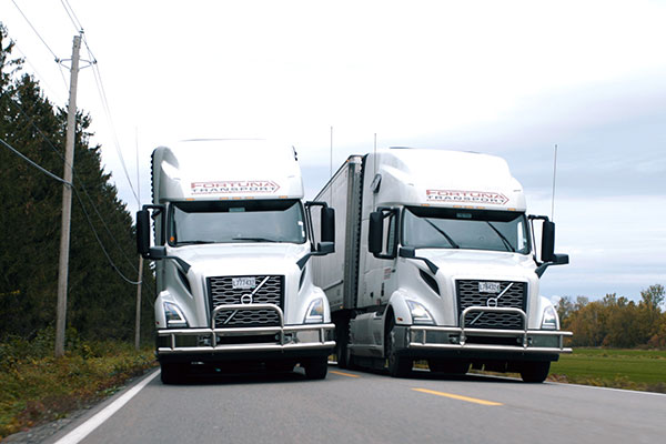 Transport & Freight Logistics Services | Montreal